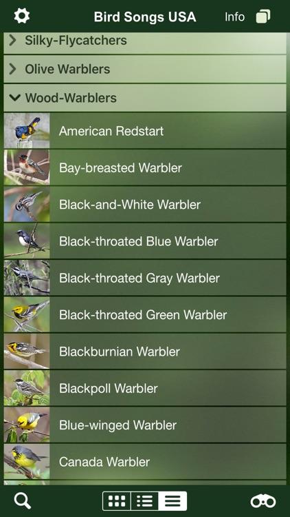 Bird Songs USA & Canada (3100) screenshot-4