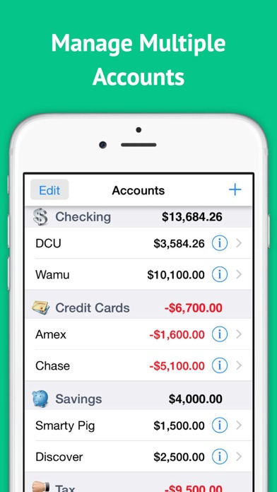 checkbook ledger by mobile innovations llc ios united states