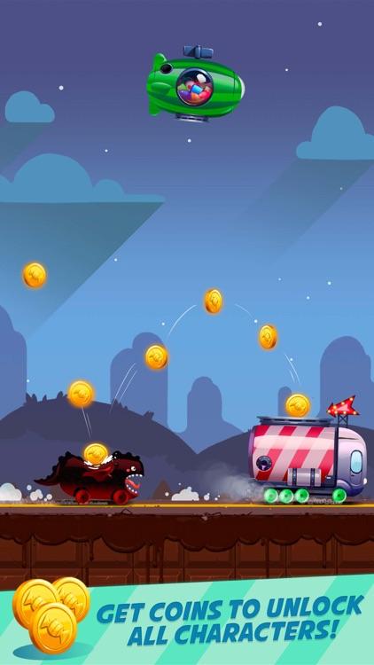 Candy Bounce: The Sweet Road screenshot-3