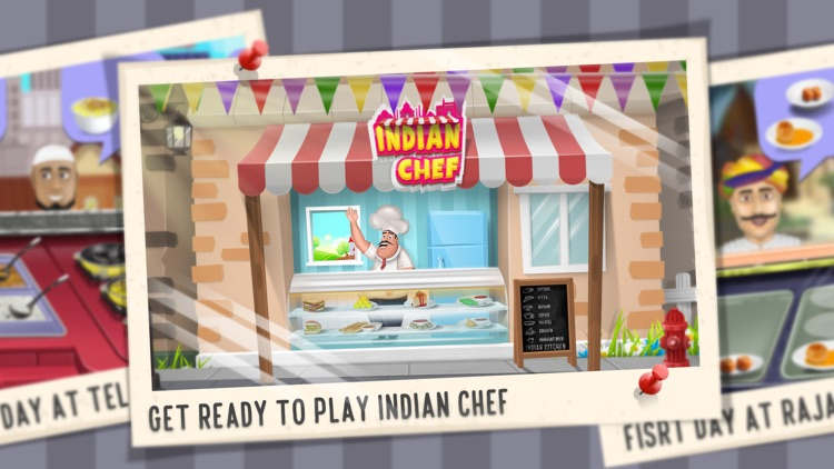 Indian Chef - Cooking game