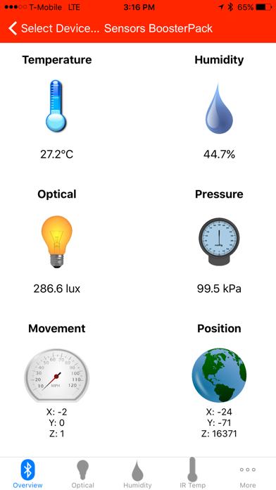 SimpleLink™ SDK Explorer Screenshot