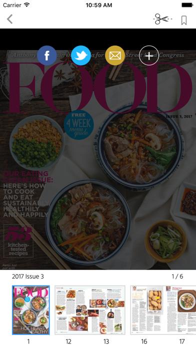 FOOD (Magazine) screenshot 2