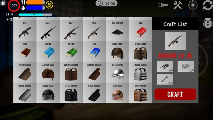 DECAY Z : Zombie Survival screenshot-3