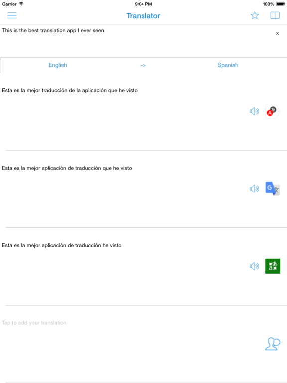 Translator - Translate Box | App Price Drops