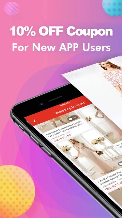 LightInTheBox Online Shopping screenshot-0