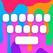 RainbowKey - Color keyboard themes, fonts & GIF