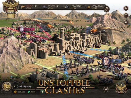 Immortal Conquest-War Strategy screenshot 7