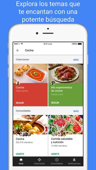 download Google+ apps 1