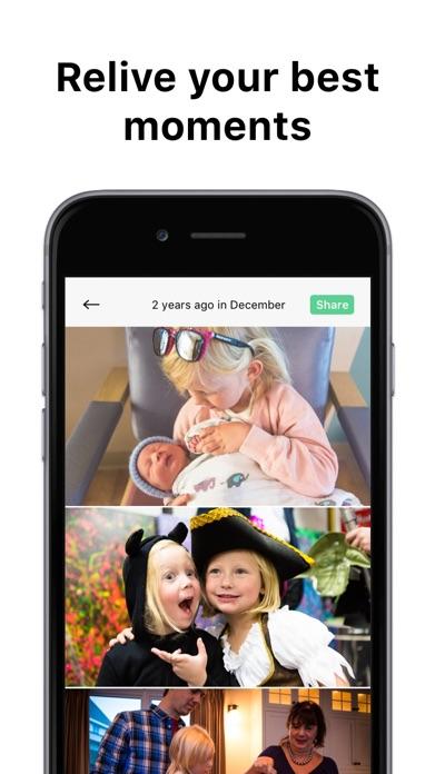 Shoebox - Cloud Photo Storage Screenshot