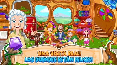 Screenshot for My Little Princess : Wizard in Mexico App Store