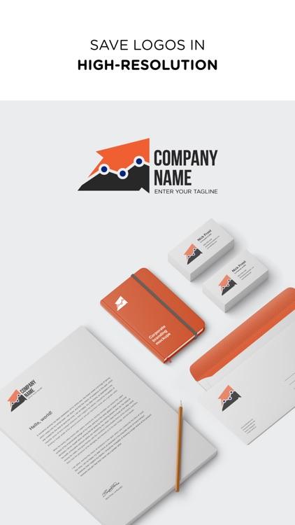 Logo Maker: Design Creator App screenshot-9