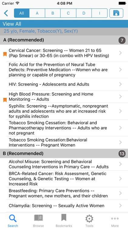 AHRQ ePSS screenshot-3