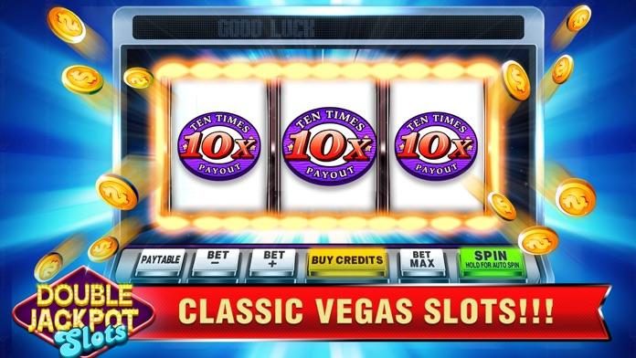 Double Jackpot Slots Las Vegas Screenshot