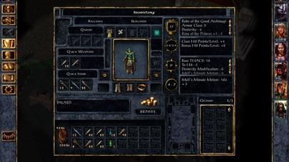 Baldur's Gate screenshot 3