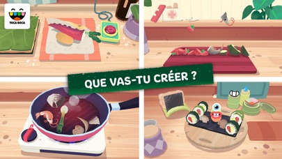 download Toca Kitchen Sushi apps 3