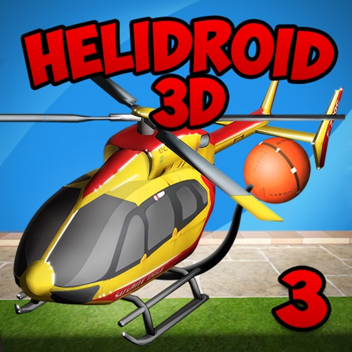 Helidroid 3 : 3D RC вертолет