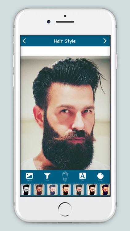Men Hair Style : Hair Salon