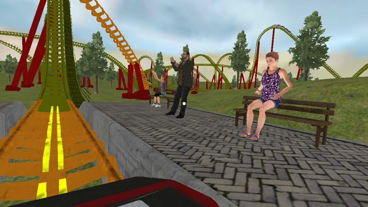 Roller Coaster Sim Tycoon VR