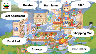 download Toca Life: City apps 3