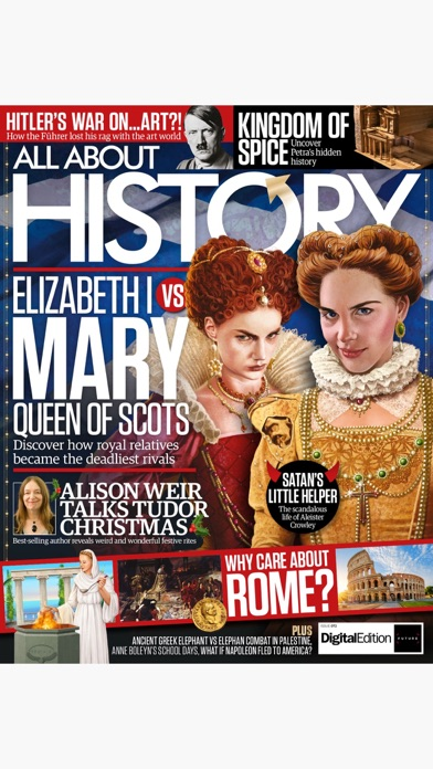 All About History Magazine review screenshots