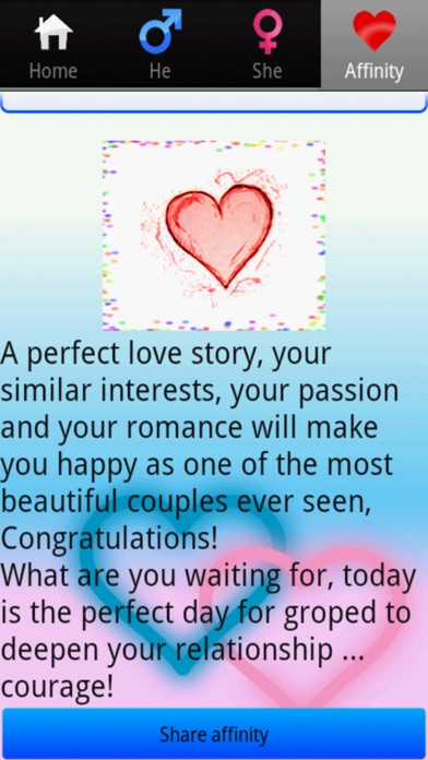 Love Affinity Test-3