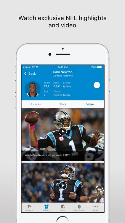 NFL Fantasy Football screenshot-4