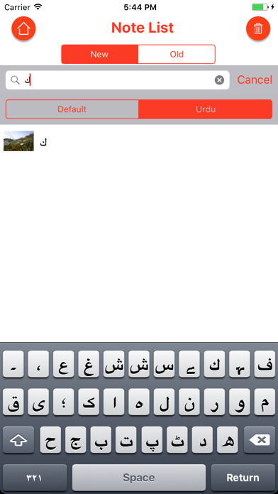Urdu Diary screenshot four