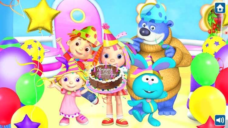 Party Time: Rosie & Friends screenshot-7