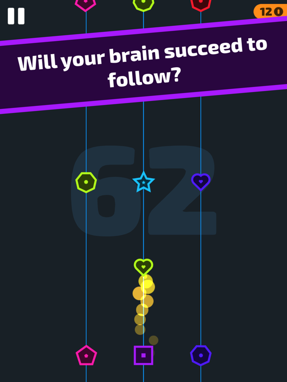 ColorShape - Endless reflex game screenshot 9