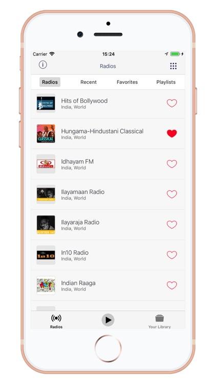 India Radios - AM/FM