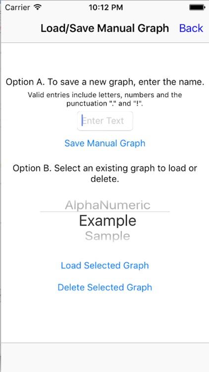 NeedleArtsGraphing screenshot-4