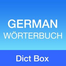 German Dictionary - Dict Box