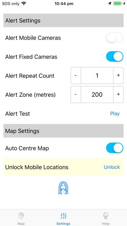 South Australian Radar Alert screenshot-3