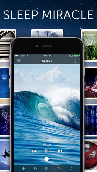 Screenshot for White Noise in Korea App Store