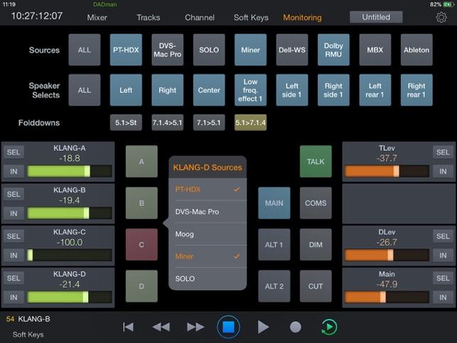 Pro Tools | Control Screenshot