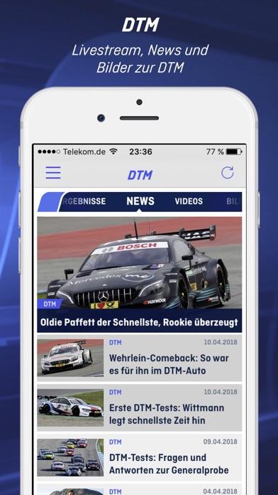 Screenshot for ran | NFL, Bundesliga, WM, DTM in Germany App Store