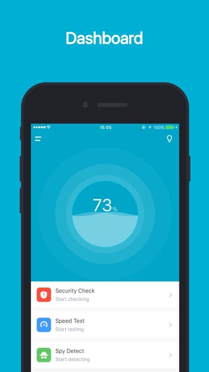 WiFi Anywhere-Hotspot Analyzer screenshot-4