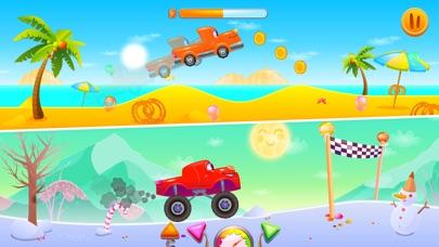 Funny Racing Cars -おもしろレーシングカーのスクリーンショット5