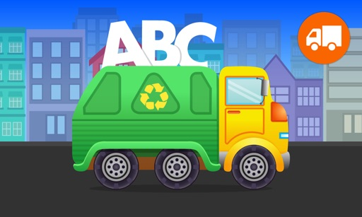 ABC Garbage Truck - Alphabet Fun Game for Preschool Toddler Kids Learning ABCs and Love Trucks and Things That Go icon