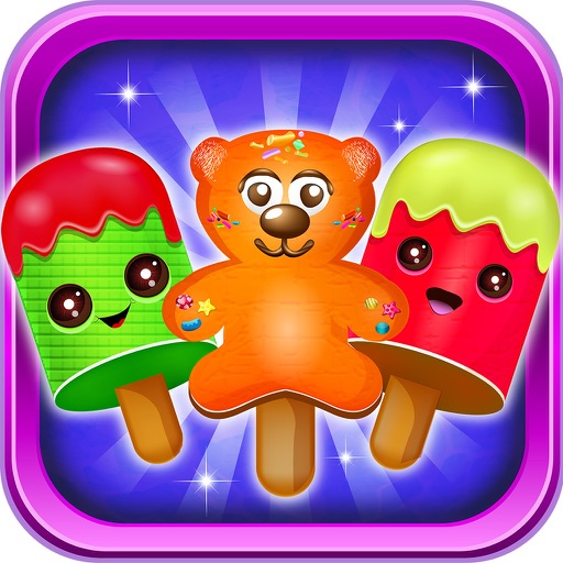 My Popsicle Maker ! – The Best Frozen Ice Cream Shop in Town by Fun Free Kids Games icon