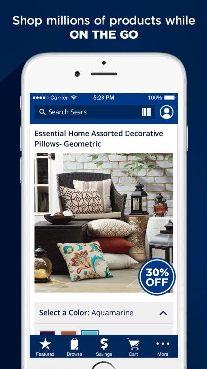 Sears – Shop smarter & save screenshot-3