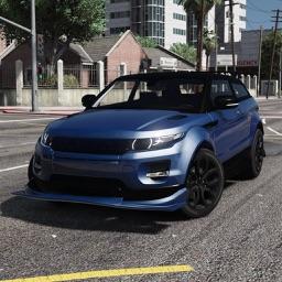 Real City Driving SUV 2018