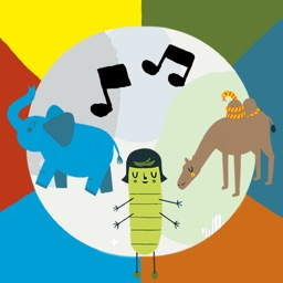 Jazzoo Elefant, Camel & friend