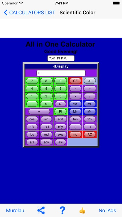 Calculator: All In One screenshot-4