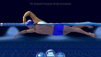 Mr Smooth Swimming Animationのおすすめ画像1