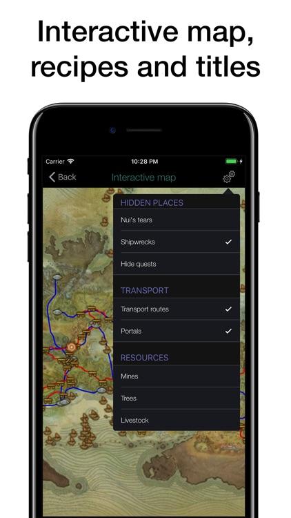 Pocket Wiki for ArcheAge