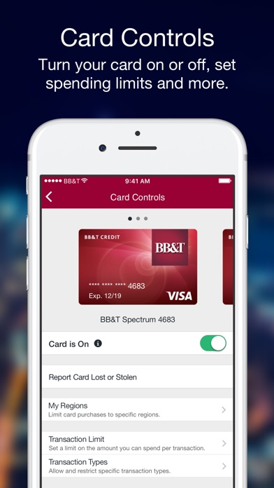 Screenshot for U by BB&T in United States App Store