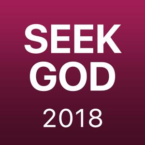 Seek God for the City 2018 app