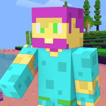积木沙盒世界 : Cube Block Craft