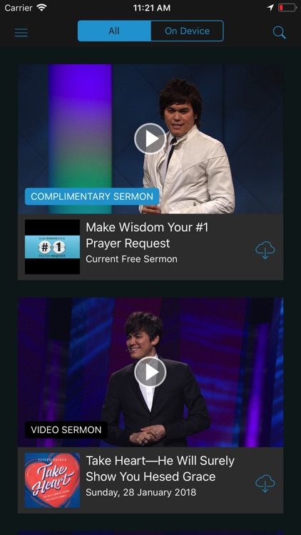 Joseph Prince screenshot-0